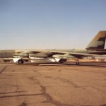 0114 - B52G parked