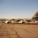 0115 - B52G parked