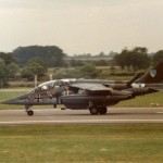Alphajet A 40+87 W Germany - 01