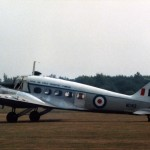 Anson C21 WD413 Fraser Aviation #1