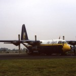 C130 Hercules - Blue Angels 'Fat Albert'