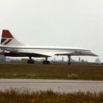 Concorde G-BOAE British Airways #3