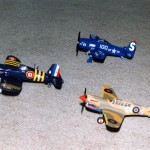 Corsair, Bearcat & Kittihawk