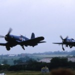 Corsair and Bearcat