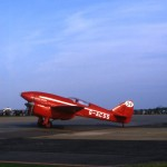 DH88 Comet The Shuttleworth Collection #3