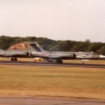 F104G's West German Navy 'Vikings' display team