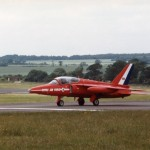 Folland Gnat XS101 Arnold Glass #1