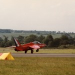 Folland Gnat XS101 Arnold Glass #3