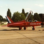 Folland Gnat XS101 Arnold Glass #4