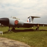 Gloster Javelin FAW8 XH992 #1