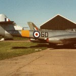 Gloster Meteor F4 VT229 #1