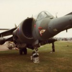 Harrier GR3 XV787 - 01