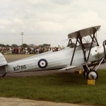 Hawker Tomtit The Shuttleworth Collection #2