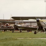 Hind, Tomtit, Triplane & Pup The Shuttleworth Collection #1