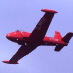 Jet Provost T5 G-Prov Hunter One #1