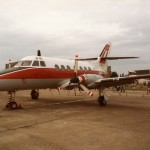 Jetstream T1 XX482 - 01