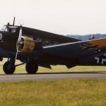 Junkers Ju52 [really CASA352L] Junkers Flight #4