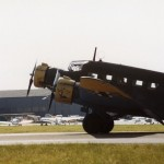Junkers Ju52 [really CASA352L] Junkers Flight #5