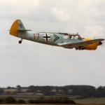 Messerschmitt bf108 [really Nord 1001] Lindsey Walton #1