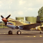 P40E Kittihawk  FR870 Stephen Grey