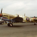 P40E Kittyhawk FR870 Stephen Grey #1