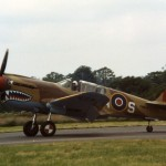 P40E Kittyhawk FR870 Stephen Grey #2
