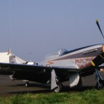 P52D Mustang OFMC [repainted for 'Empire of the Sun'] #1