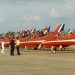 Red Arrows #2