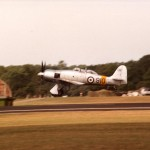 Sea Fury T11 WG655 RNHF