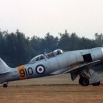 Sea Fury T20 WG655 RNHF #1