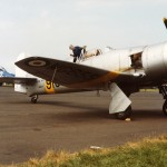 Sea Fury T20 WG655 RNHF #4