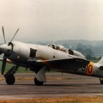 Sea Fury WG655 RNHF