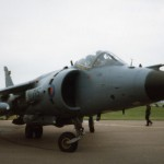 Sea Harrier FRS1 XZ455 #1