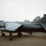 Sea Harrier FRS1 XZ455 #2