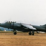 Sea Harrier FRS1 XZ491 -01