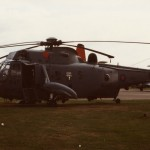 Sea King HAR3 XZ591 - 01
