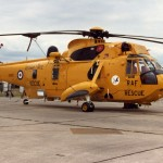 Sea King HAR3 ZA105 - 01