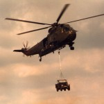 Sea King with load #03