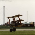 Sopwith Triplane The Shuttleworth Collection #1