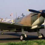 Spitfire IX MH434 OFMC [represents mk I for filming 'A Piece of Cake'] #1