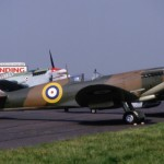 Spitfire IX MH434 OFMC [represents mk I for filming 'A Piece of Cake'] #3
