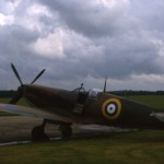 Spitfire IX 'Piece of Cake' - 01