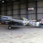 Spitfire XIV MV390 - Aces High #3