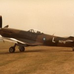 Spitfire XIV NH749 Mike Connor #1