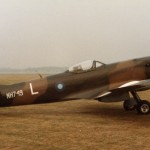 Spitfire XIV NH749 Mike Connor #2