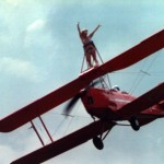 Tiger Moth G-AIXD, Wingwalker