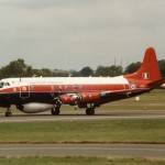 Viscount XT575 RSRE Bedford - 01