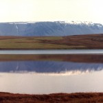 Blafjall reflected in Masvatn - 02