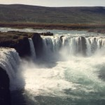 Godafoss - The falles of the Gods - 01