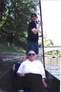 1998 Punting river Cam